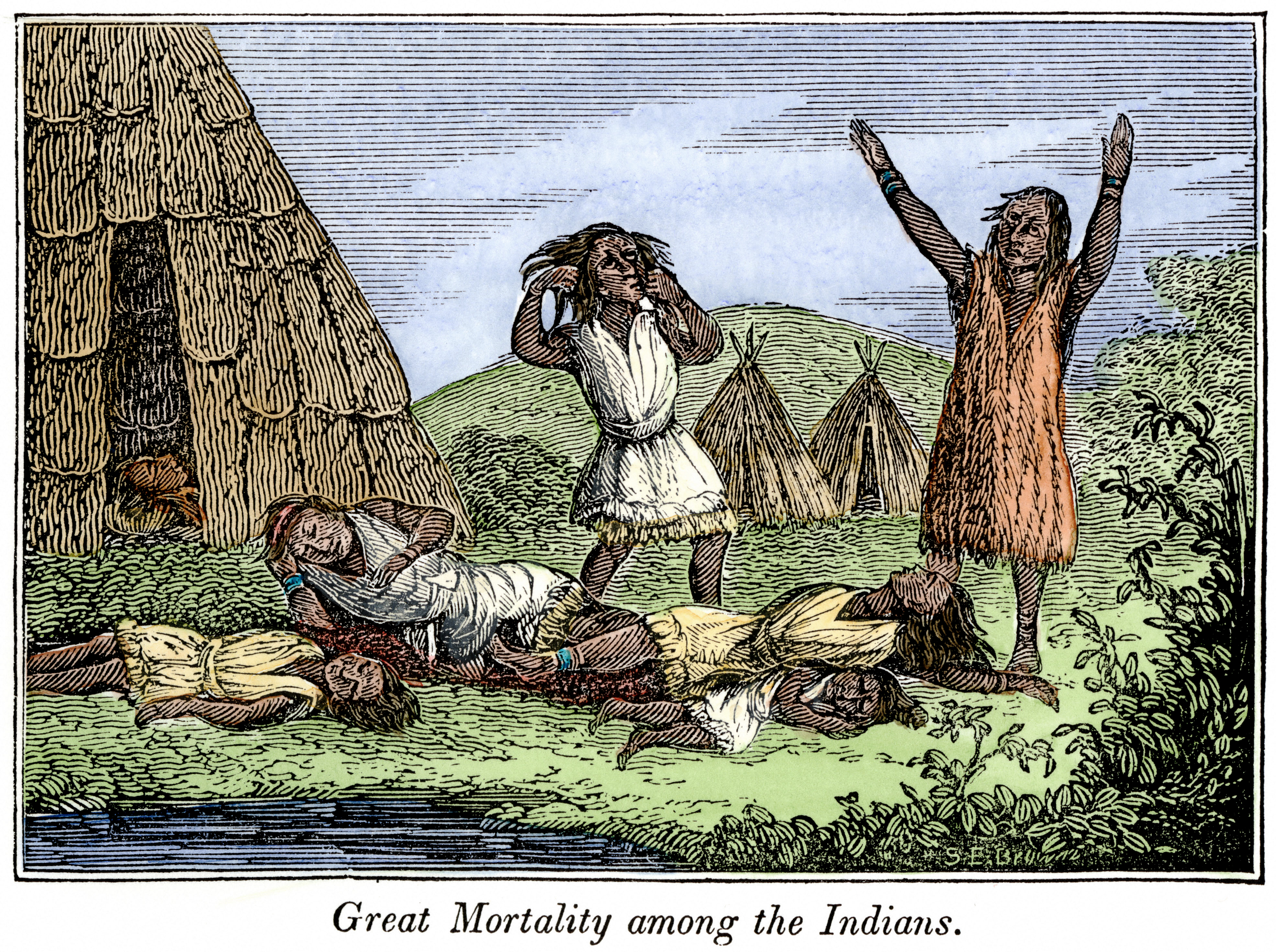 Mortal Sickness Among the Indians