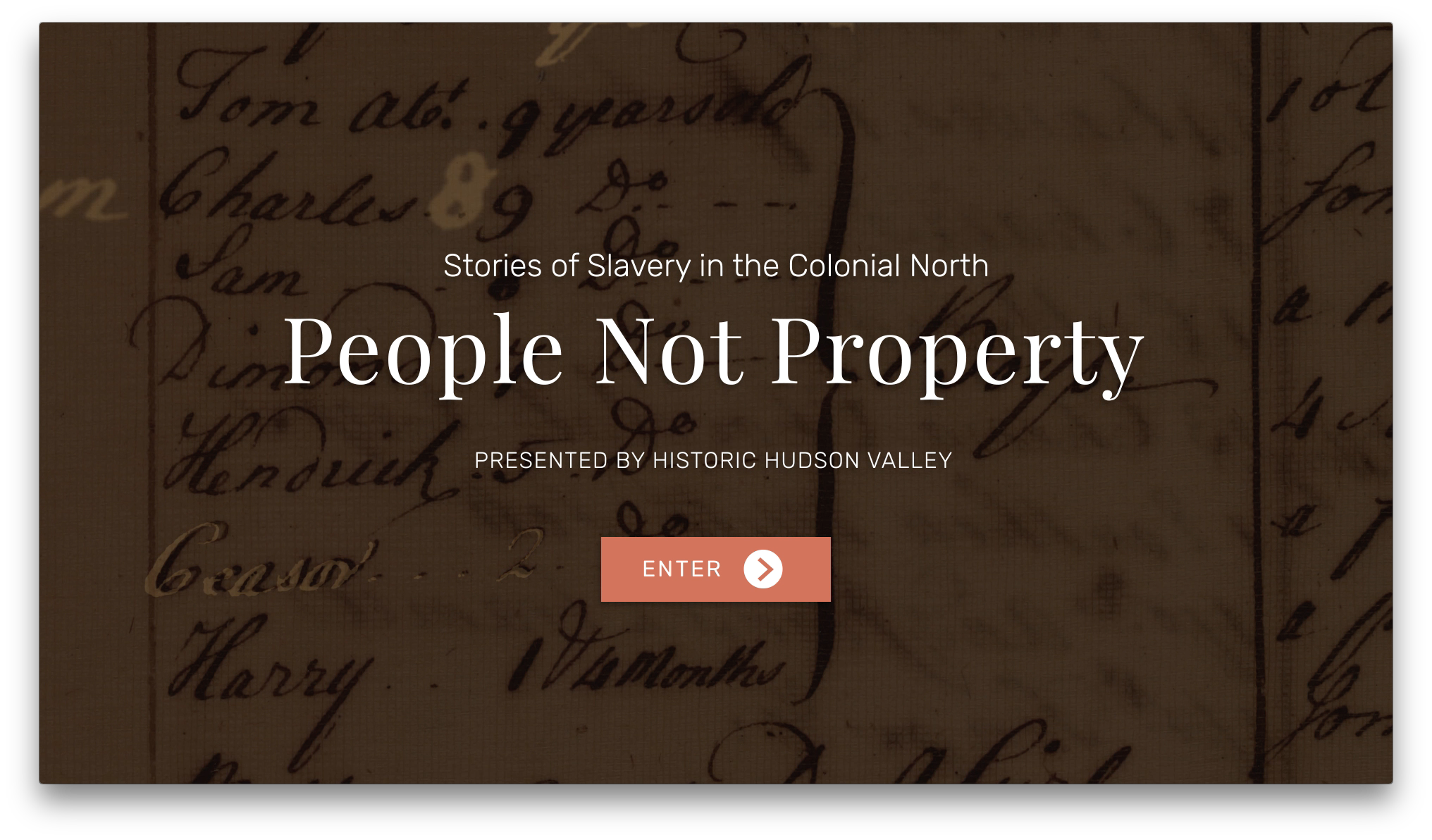 People Not Property